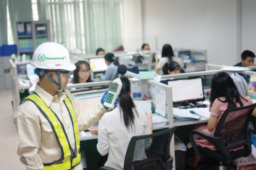 Quản trắc môi trường lao động
